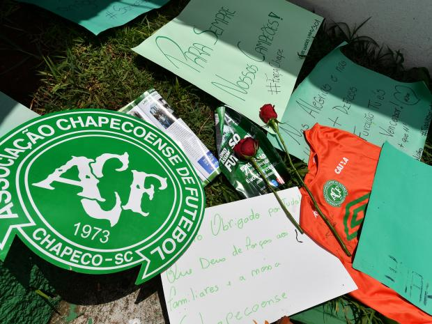 Pray for the Chapecoense Soccer ...